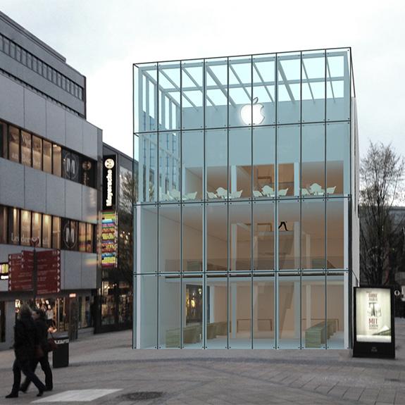 Apple Store+