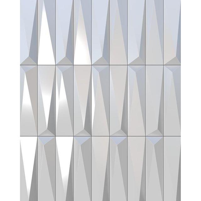 #study #architecture #facade #render #3D #cinema4d #c4d #fassade #metal #alucobond