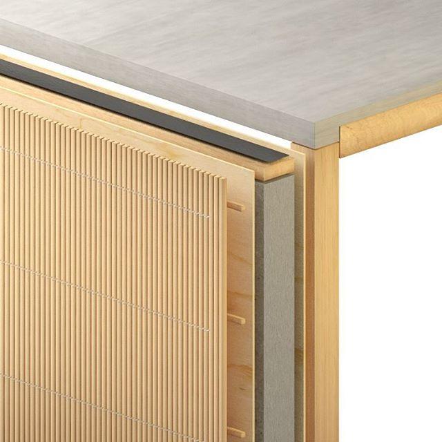 #c4d #fassade #facade #architecture #construction #wood #render #rendering