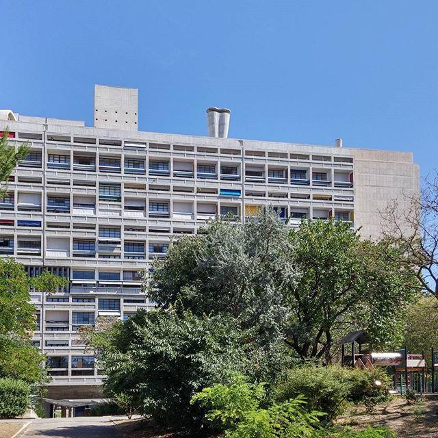 #architecture #corbusier #lecorbusier #marseille #summer2015 #nofilter #igersmarseille