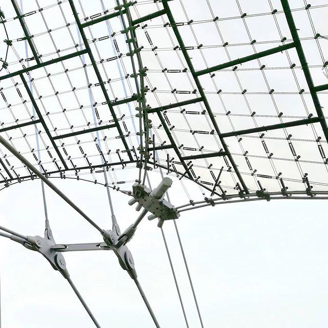 #munich #structure #olympia #olympics #olympicgames #1972municholympics #1972 #architecture #architektur #freiotto #travel #sunday