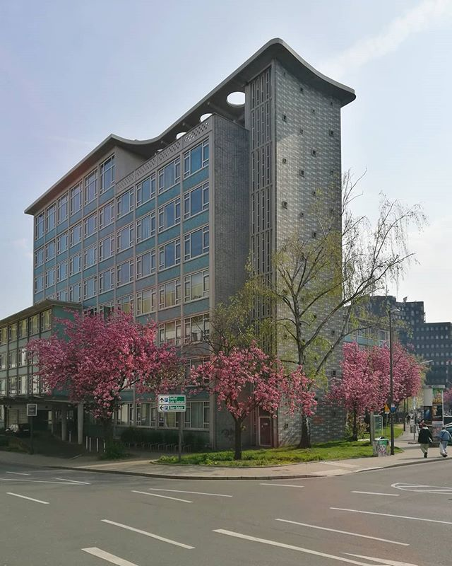 Haus der Gesundheit#dortmundcity #dortmundüberrascht #dortmund #springtime #spring #fruehling #frühling